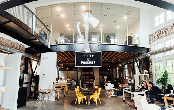 Workspace Personality for Employee Happiness